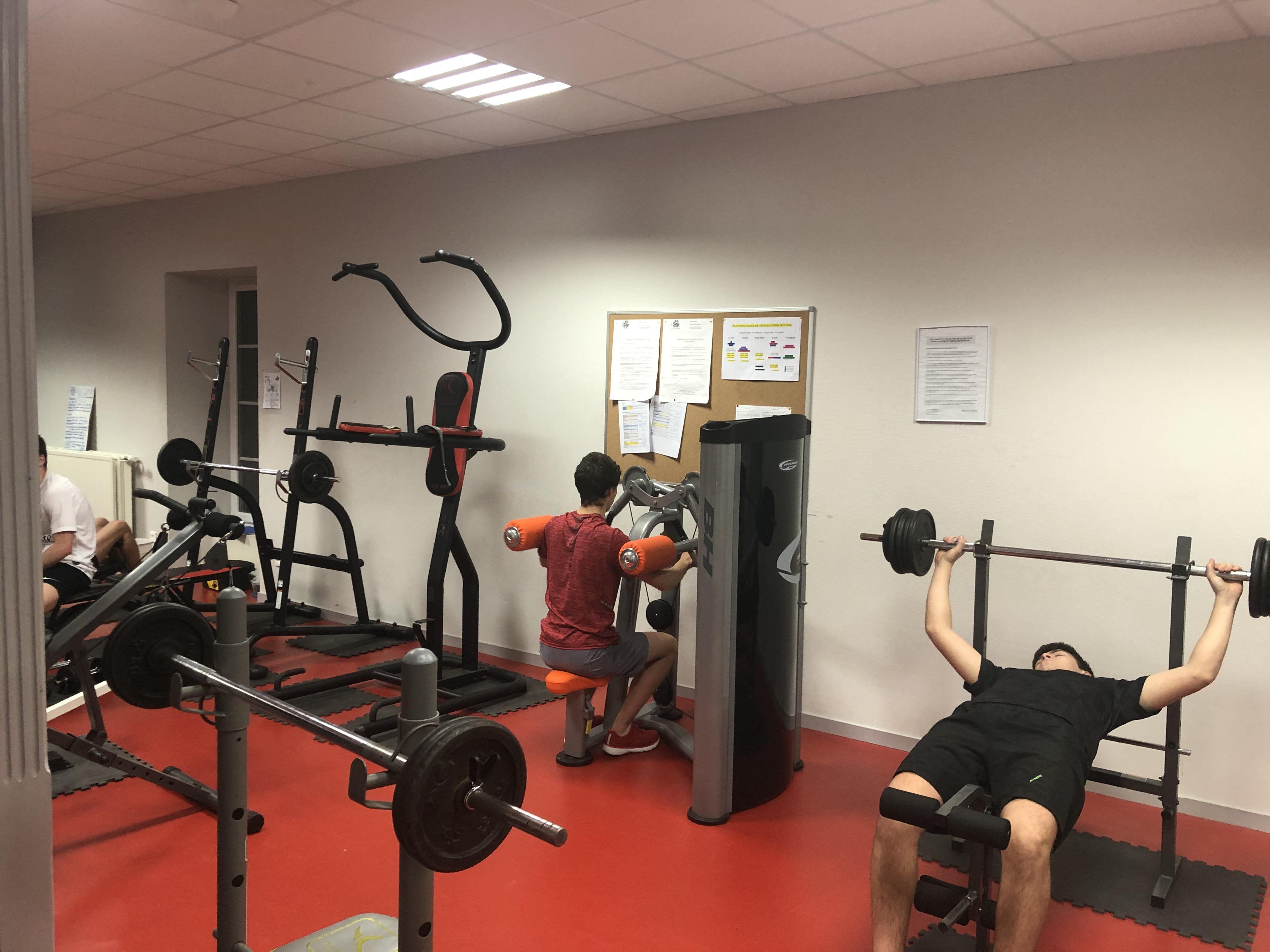 Salle-Musculation