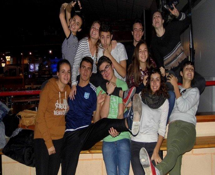 Bowling 2016 groupe
