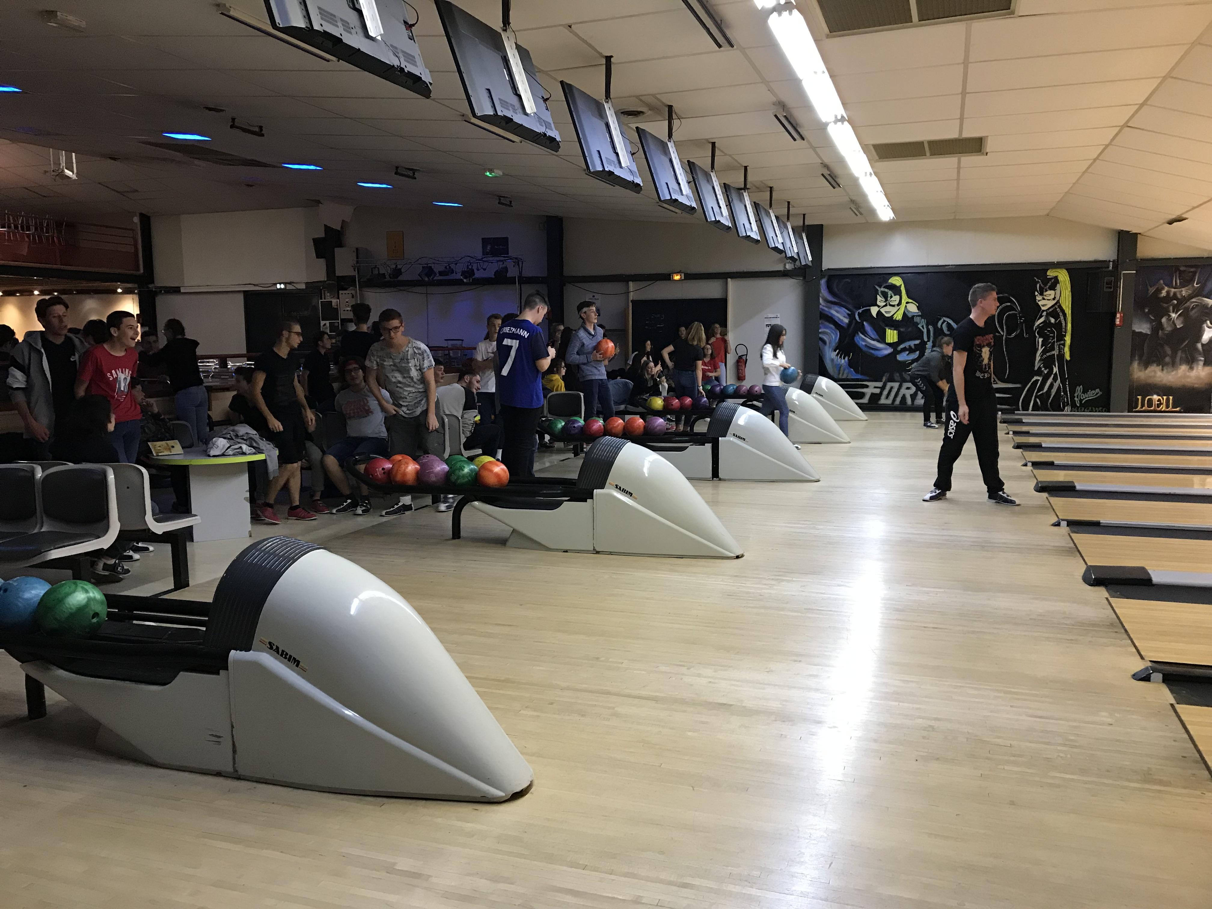 Sortie Bowling 2018 Album Photo