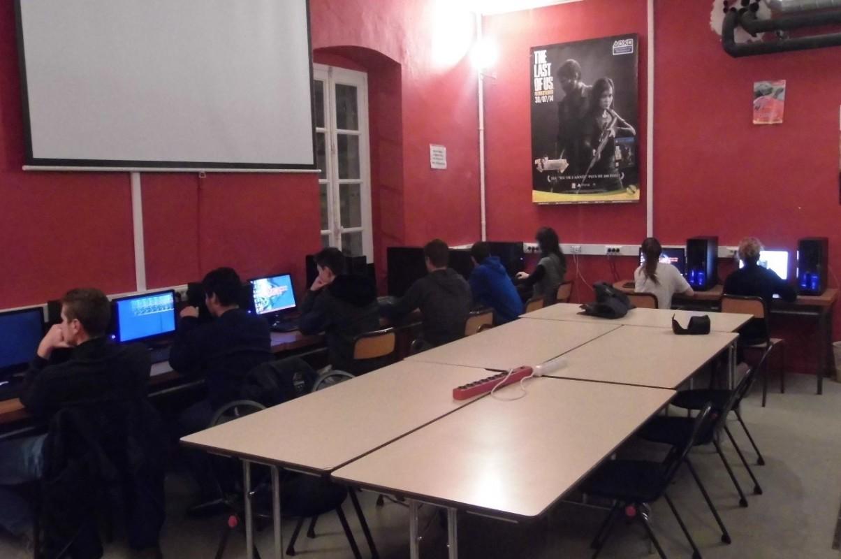 club informatique 2018-2019 actu