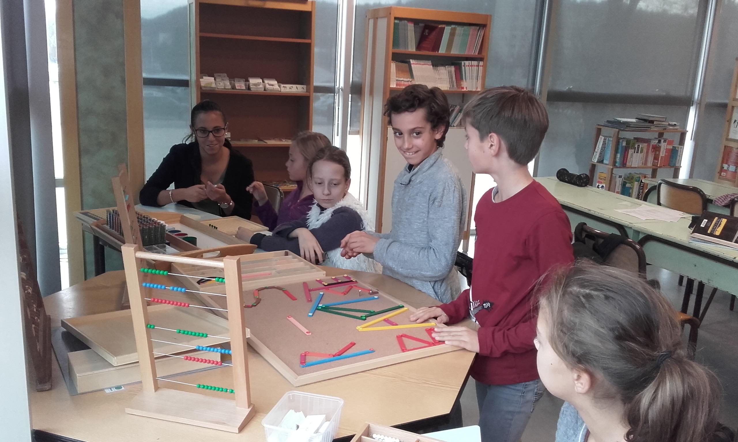 atelier montessori CM