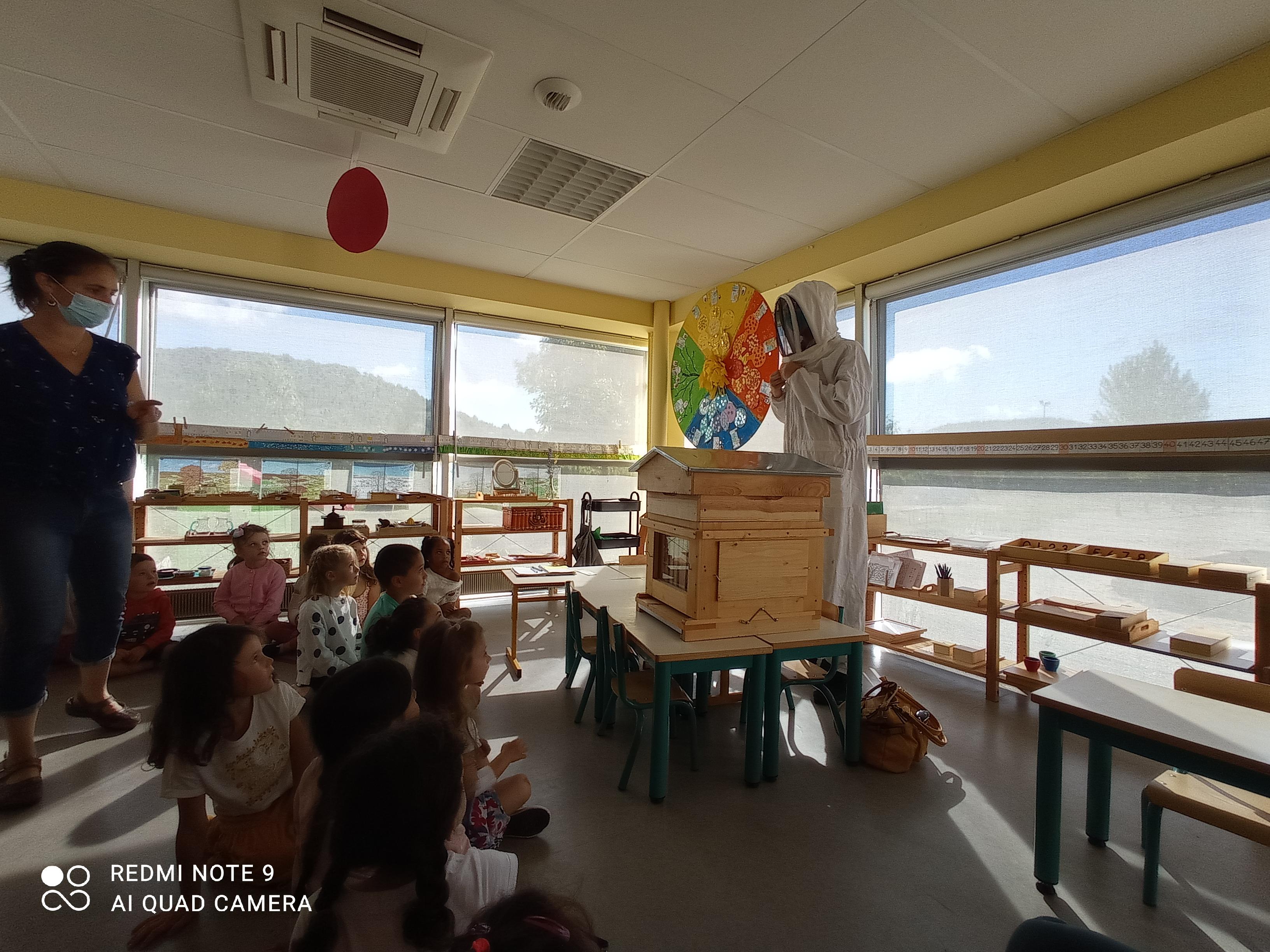 apiculture maternelle2021