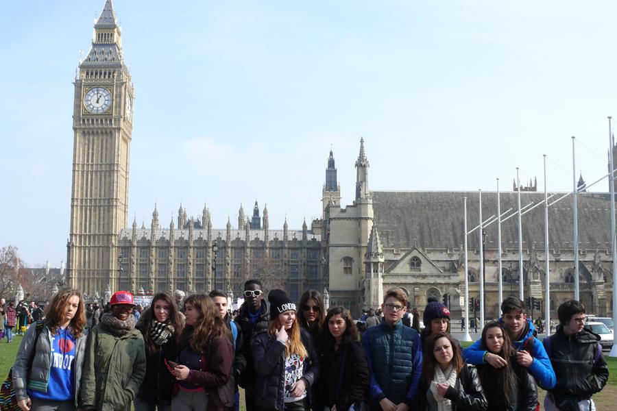 Londres big ben 2015