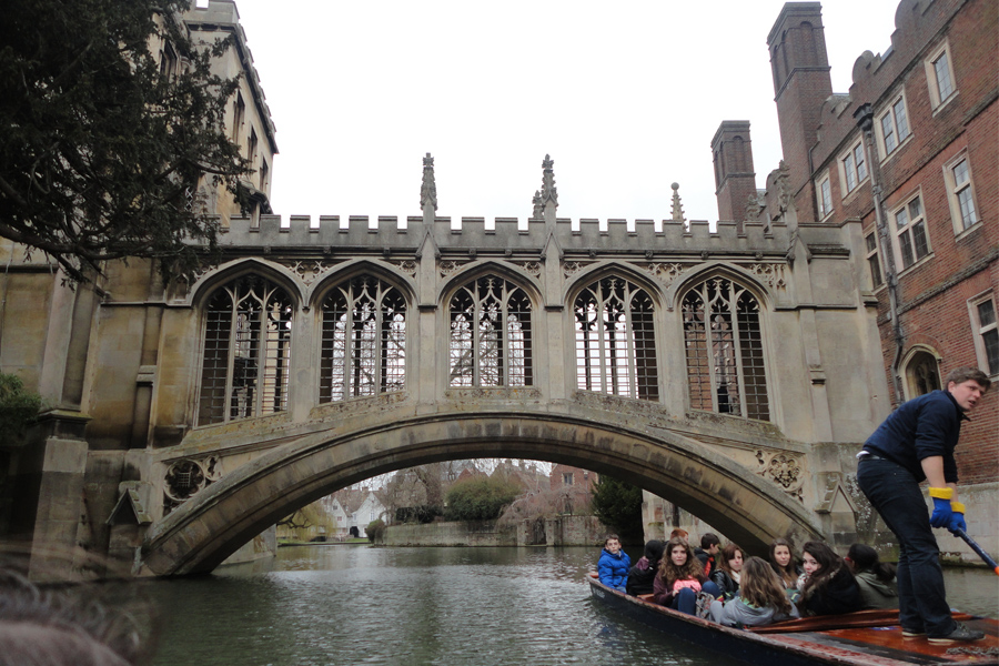 Cambridge 2015