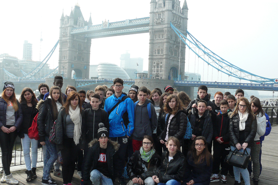 Londres tower bridge 2015