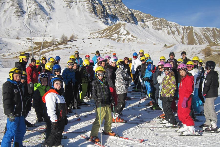 Ski 5ème 2015