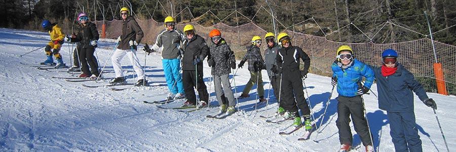 Une semaine de ski dans les Hautes-Alpes
