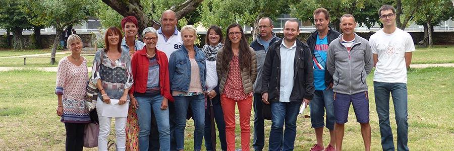 L'équipe pédagogique SEGPA