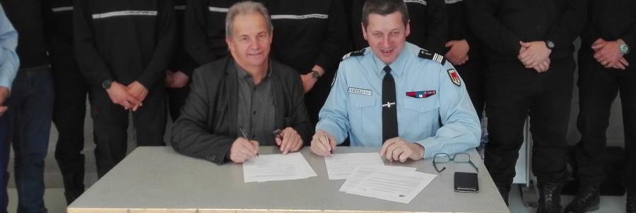 partenariat gendarmerie-lachartreuse
