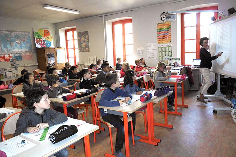 classe primaire saint-louis