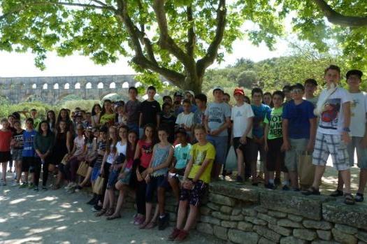 voyage en Arles