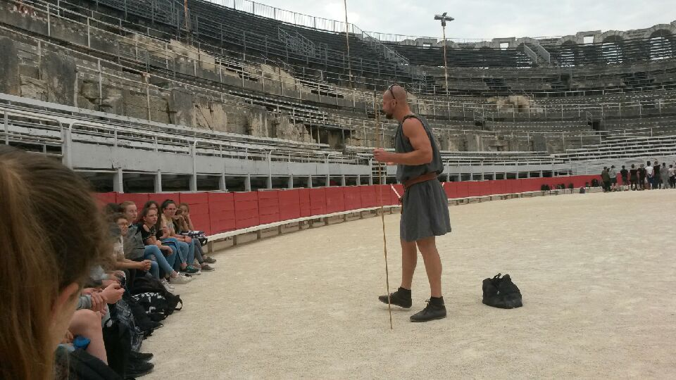 Gladiateurs 1