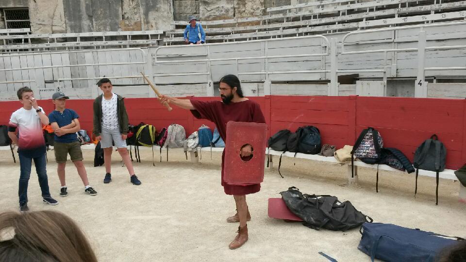 Gladiateurs 10