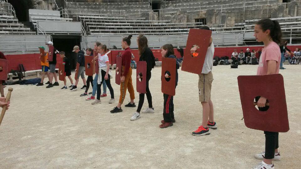 Gladiateurs 12