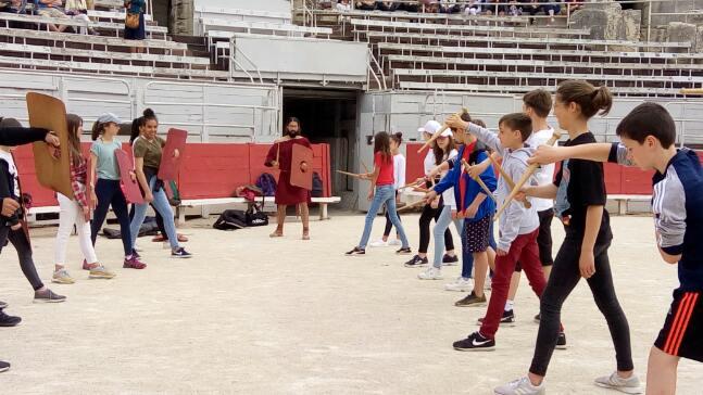 Gladiateurs 15