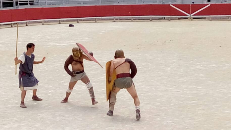 Gladiateurs 16