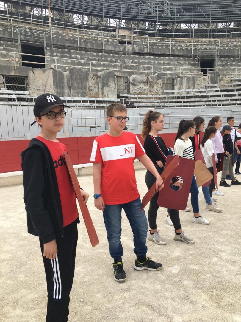 Gladiateurs 6