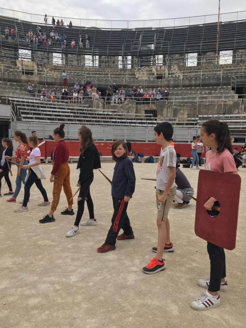 Gladiateurs 7