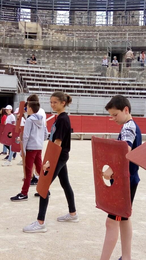 Gladiateurs 8