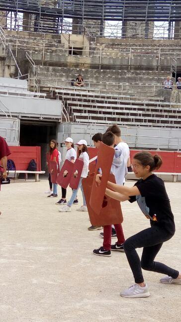 Gladiateurs 9