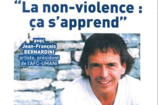 Non à la violence 0
