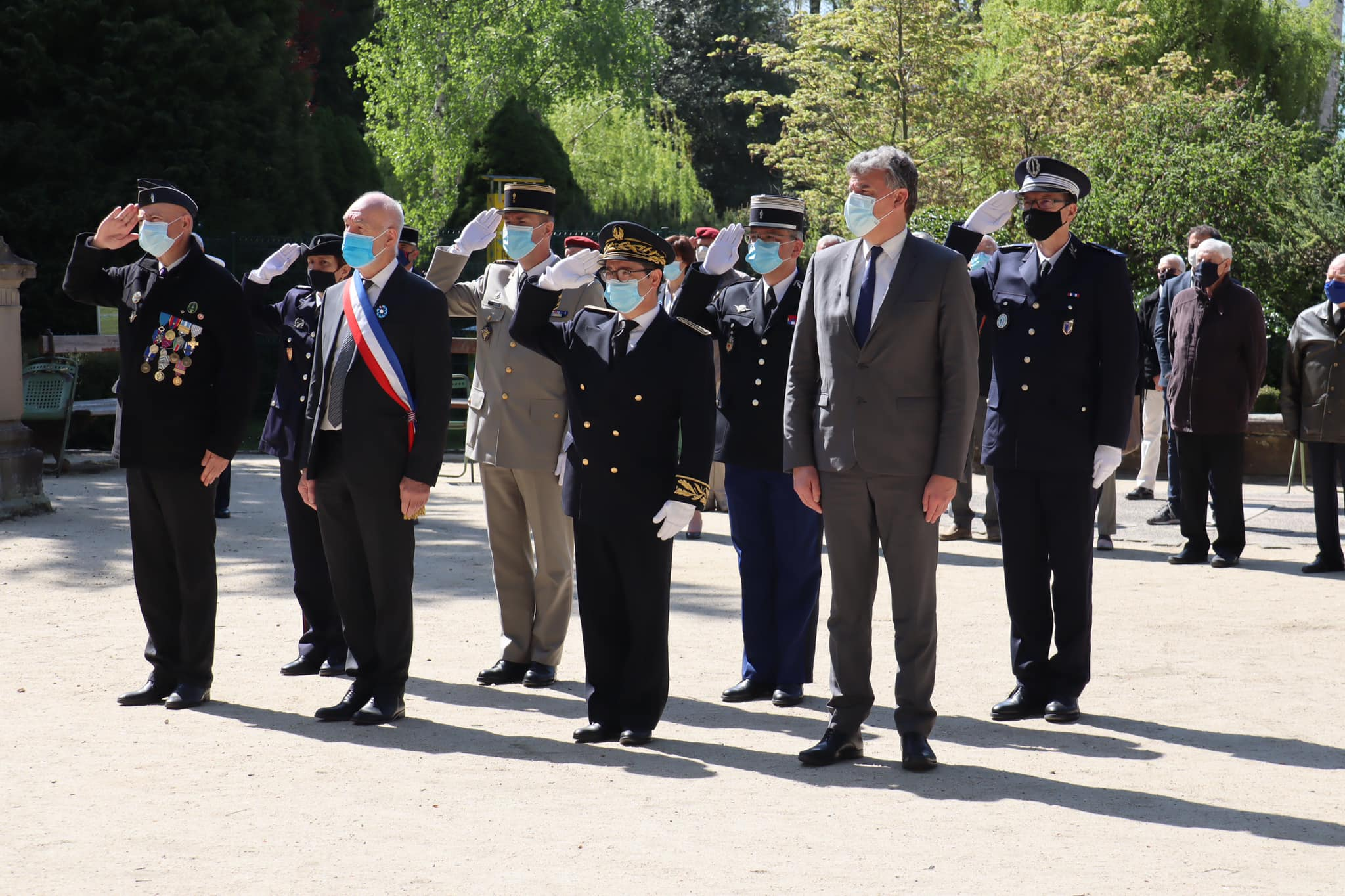 commemoration 8 mai
