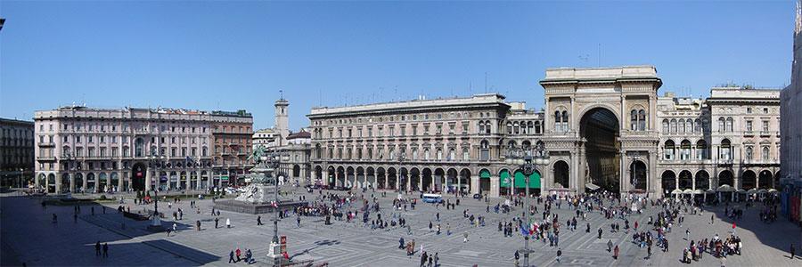 Voyage à Milan