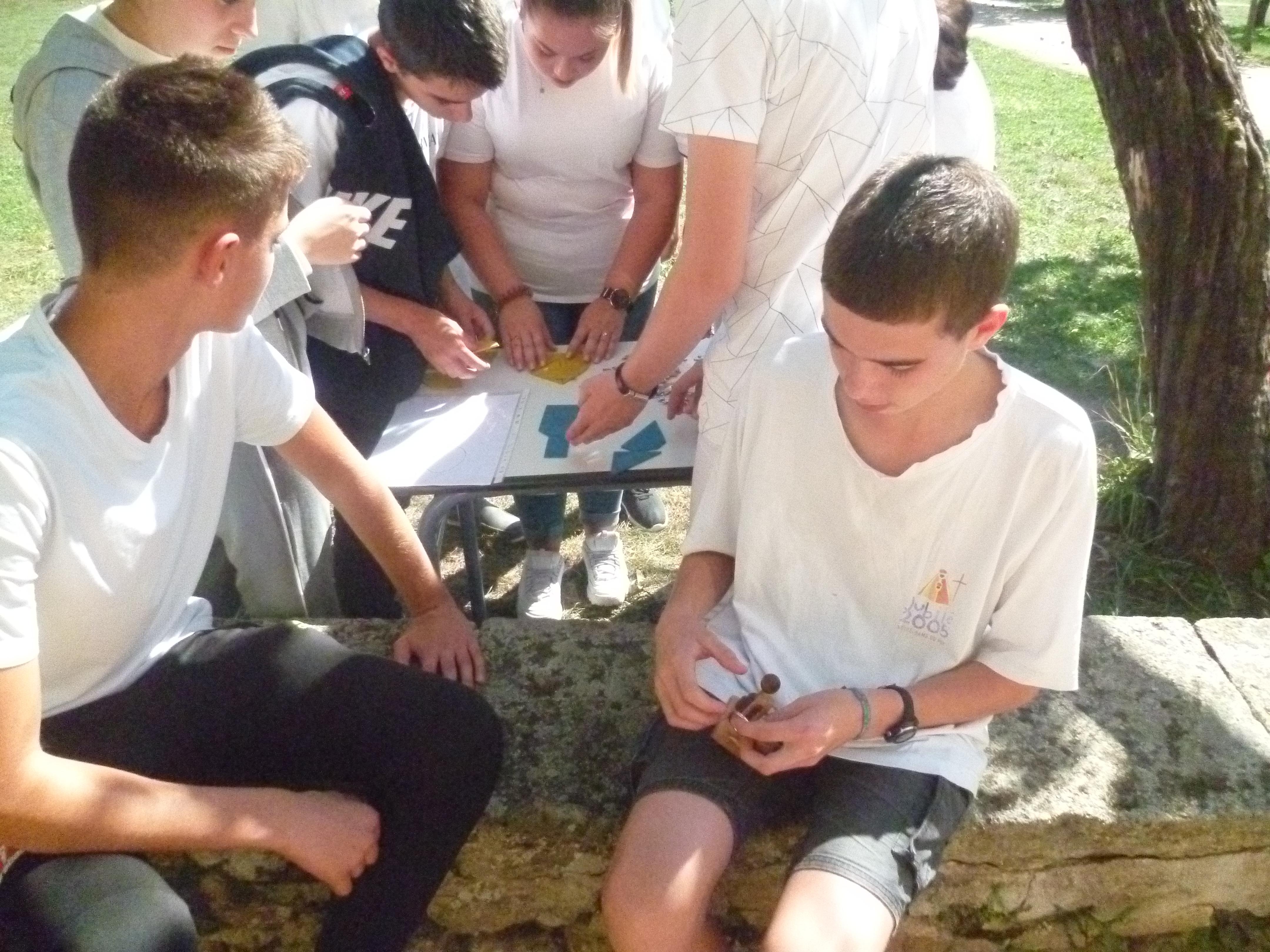 Integration lycée 2018