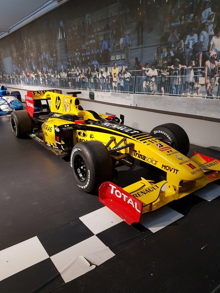 Citée Auto F1